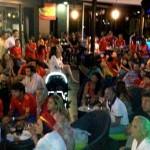 Final Eurocopa Restaurate La Española