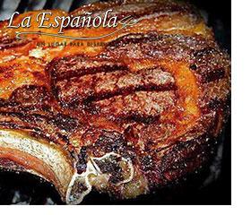 Menu 1 Restaurante Madrid La Española