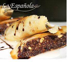 Menu 4 Restaurante Madrid La Española