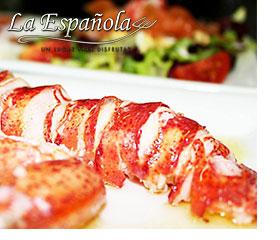 Menu 7 Restaurante Madrid La Española