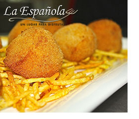 Menu Infantil Restaurante Madrid La Española