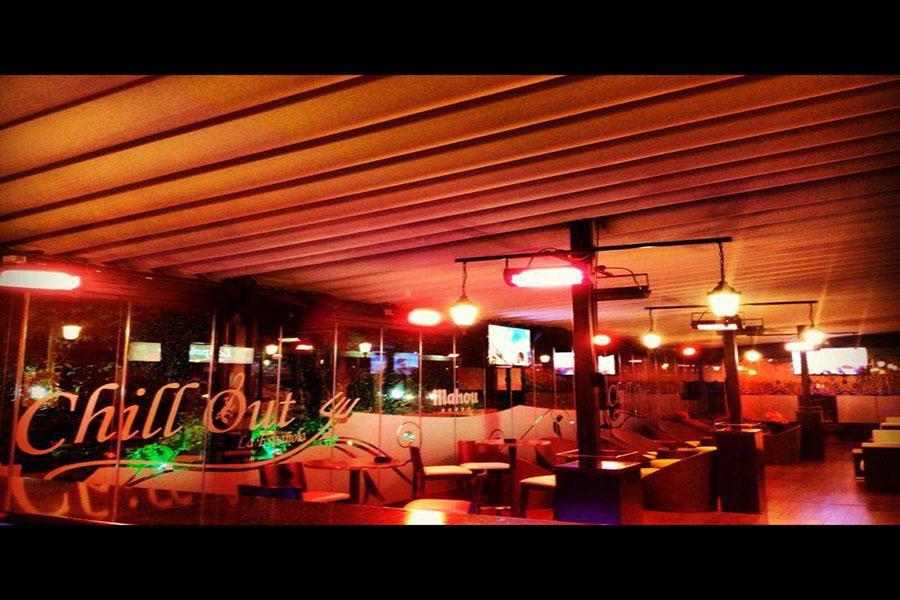 Terraza Chill Out En Pozuelo Restaurante La Española