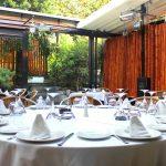 Terraza Restaurante La Española-Pozuelo-Terraza Privada-Reservado