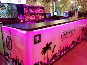 Chill Out - restaurante La Española - Pozuelo