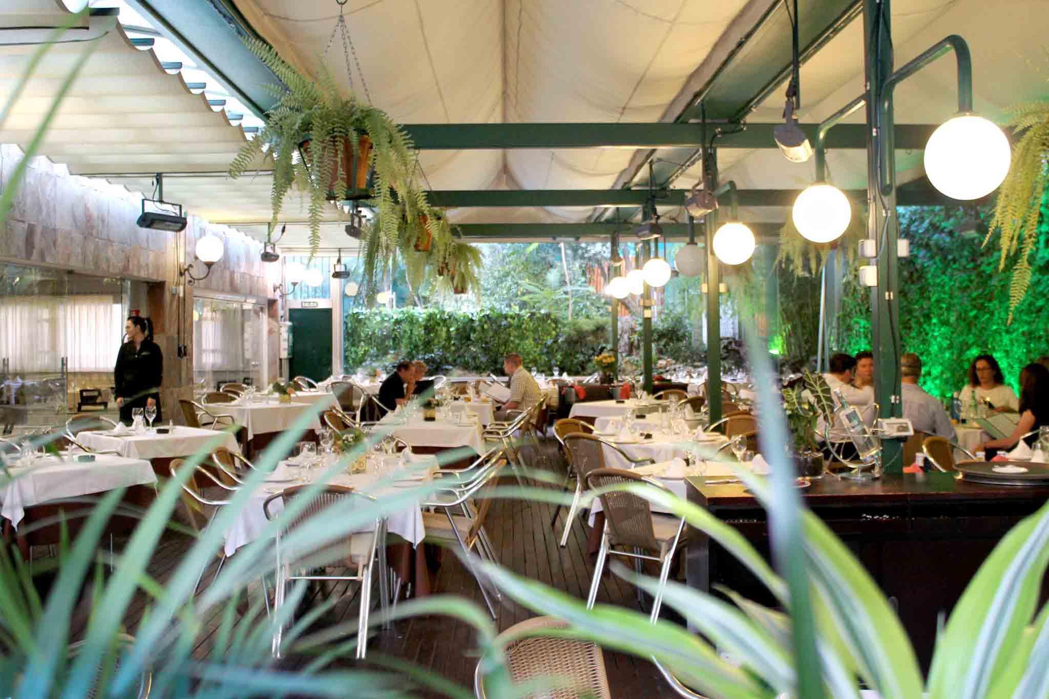 Las Terrazas Del Restaurante Restaurante La Española