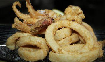 Calamares a la andaluza - Restaurante La Española Pozuelo