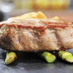 Lomo de Atún Rojo - Restaurante La Española
