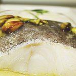 Lomo de bacalao - Restaurante La Española