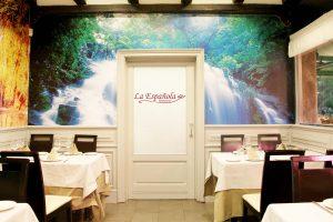 Nueva Decoración B Restaurante La Española Madrid Pozuelo de Alarcón