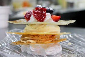 postres caseros - restaurante La Española - Pozuelo