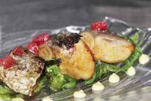 restaurante la española - pozuelo - corvina - pescado fresco