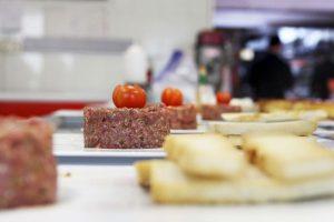 steak tartar - restaurante la española - carne roja