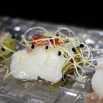 tiradito de pez mantequilla-Restaurante la española-Pozuelo