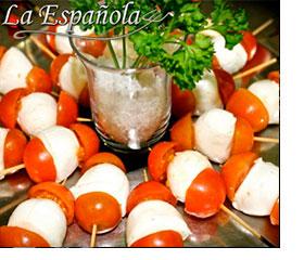 Menu Cocktail Restaurante La Española