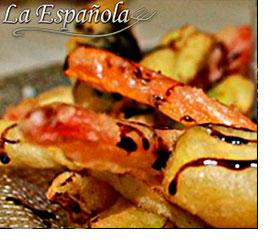 Menu Cocktail n2 Restaurante La Espanola