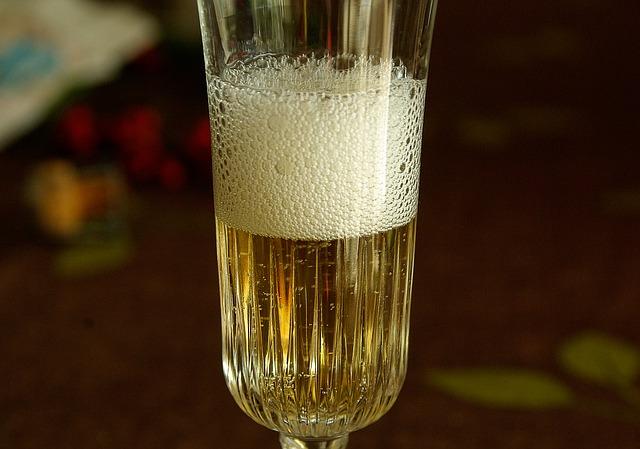 qué es un vino espumoso champagne